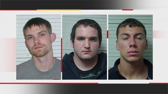 3 Skiatook Men Arrested For Serving Alcohol To Minors