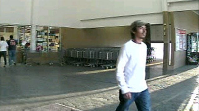 Edmond Police Seek Man Who Used Fake Prescription To Get Drugs