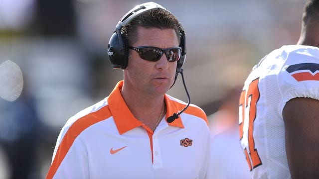 Gundy A Finalist For Coach Of The Year
