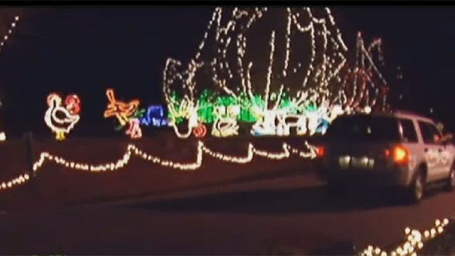 Holiday Events In Central Oklahoma