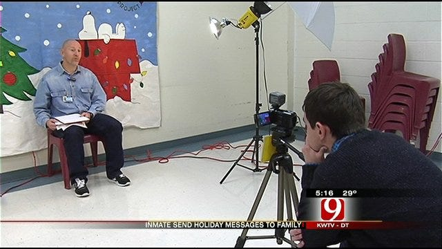 Oklahoma Incarcerated Parents Connect With Kids Through Video Project