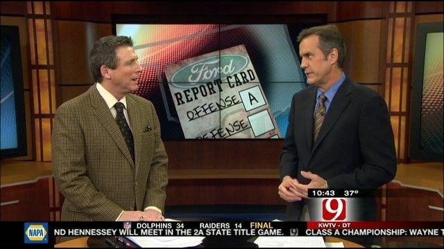 Oklahoma State Report Card: Oklahoma Sooners