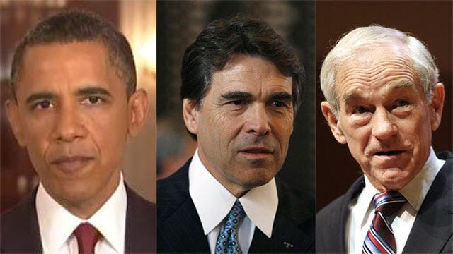 Presidential Candidates File Declarations In Oklahoma