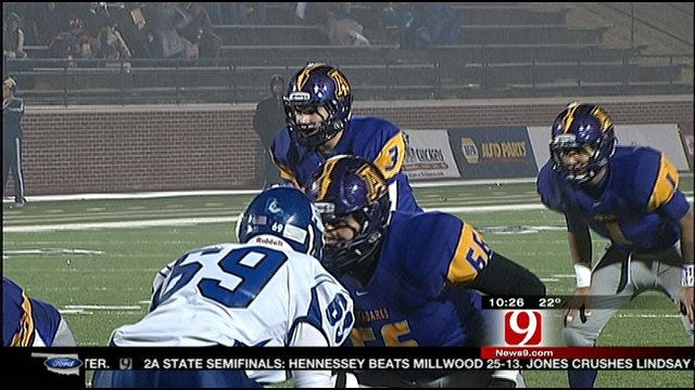 Anadarko Seeking First Ever Gold Ball