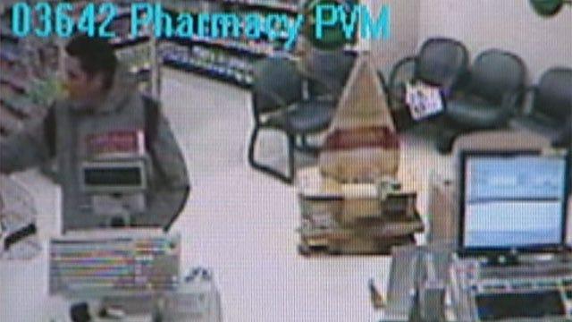 Man Robs OKC Walgreens Pharmacy At Gunpoint