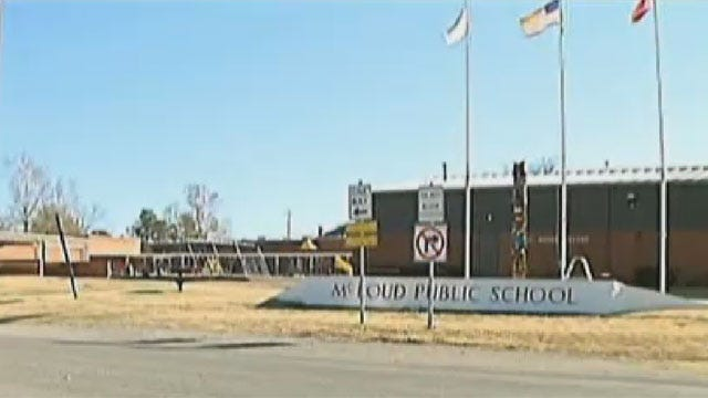 McLoud School District To Retest Students Of Arrested Teacher