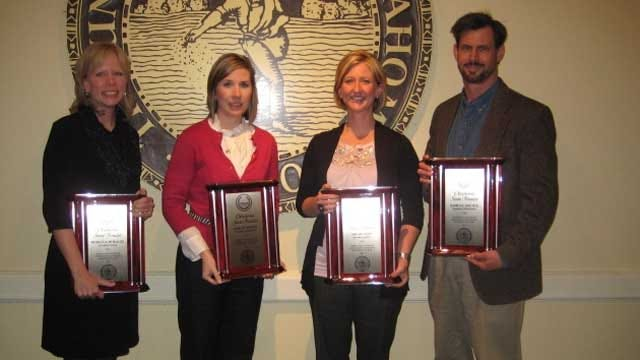 Oklahoma Teachers Named Finalists For 2011 Presidential Award
