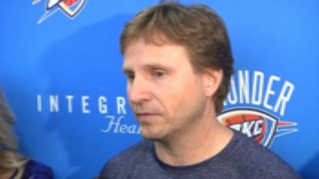 Thunder Holds First Practice Of Season