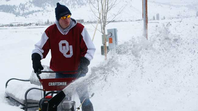 It's a Snow Day! Share Your Pics And Video With News9.com