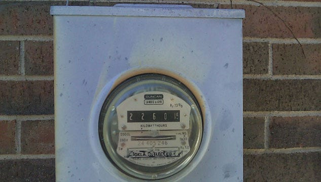 Some Utility Customers May Receive Estimated Bill This Month