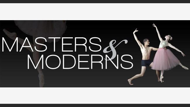 Escape Winter Doldrums With OKC Ballet's Masters & Moderns