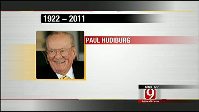 Hudiburg Auto Group Founder Dies