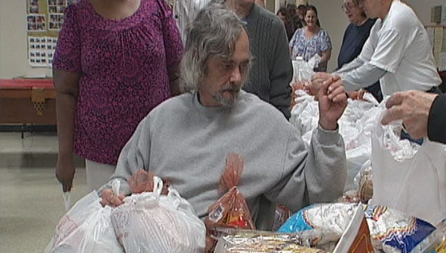 Regional Food Bank Reaching Out To Seniors In Need