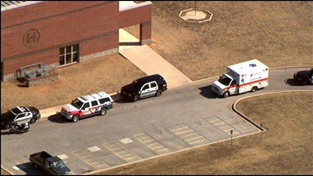Harrah Police Launch Investigation Into Student Overdose