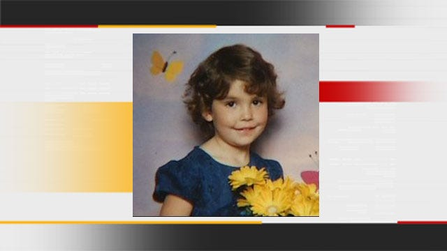 Family Places Headstone On Grave Of Slain Oklahoma Girl Aja Johnson