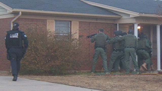 Oklahoma City Drug Sweep Nabs Several Suspects