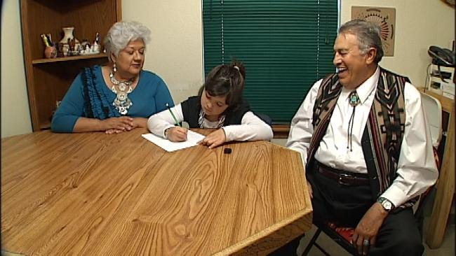 More Oklahoma Grandparents Raising Their Grandchildren