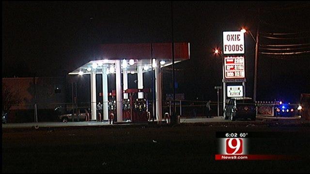 Man Found Shot To Death In Car In Northwest Oklahoma City
