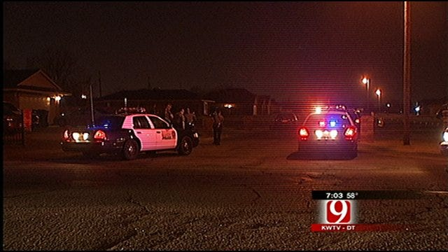 Teen Shot In Oklahoma City Home Invasion Hospitalized