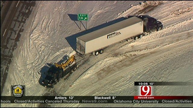 President Obama Declares Oklahoma A Disaster Area