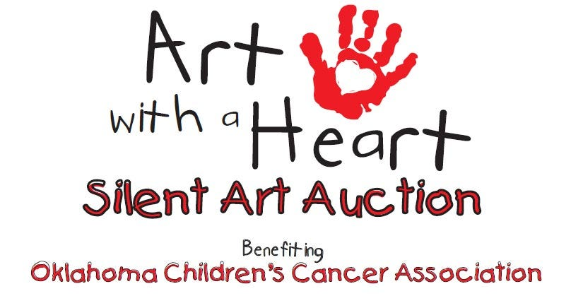 Oklahoma City 'Art With A Heart' Auction To Benefit Kids With Cancer