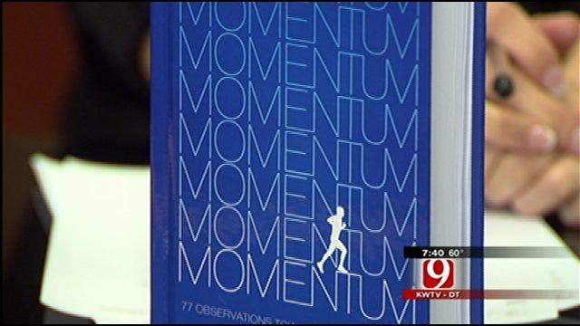 Oklahoma City Running Coach Pens News Self-Help Fitness Book
