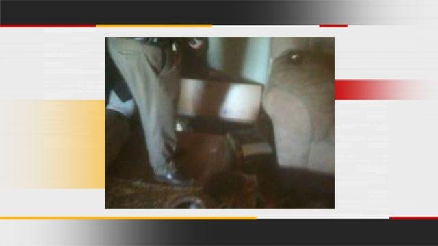 Fugitive Found Hiding Beneath House In OKC