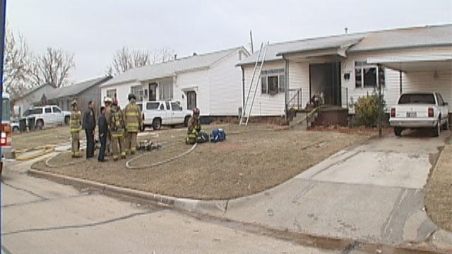 OKC Woman Burned In House Fire In 'Grave' Condition