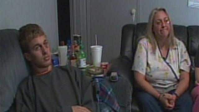 Oklahoma Mom Angry Deputies Tased Epileptic Son