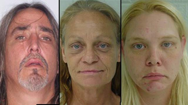4 Arrested After Enid Authorities Find Improvised Explosives, Drugs In Home
