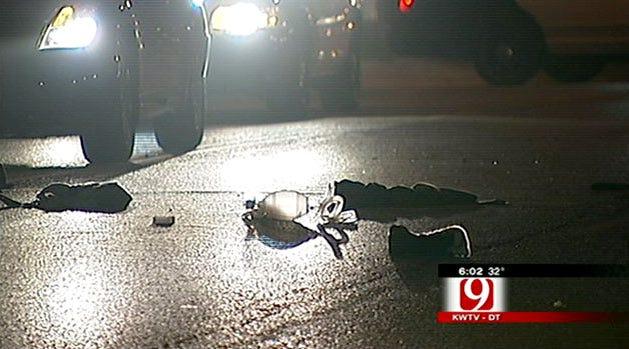 Three Pedestrians Hit By Car In Northwest OKC