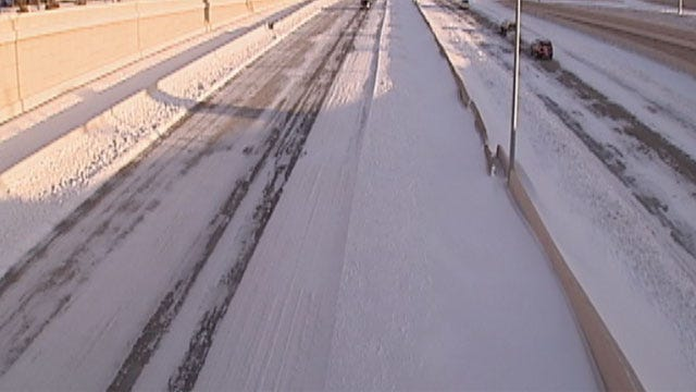 ODOT Showing Current Road Conditions Online With Road Cameras