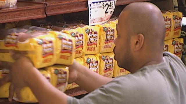 Super Bowl, Winter Weather Have Grocery Stores Racing To Restock