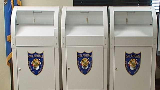 Oklahoma Bureau Of Narcotics Creates Drop Off Boxes For Safe Prescription Drug Disposal