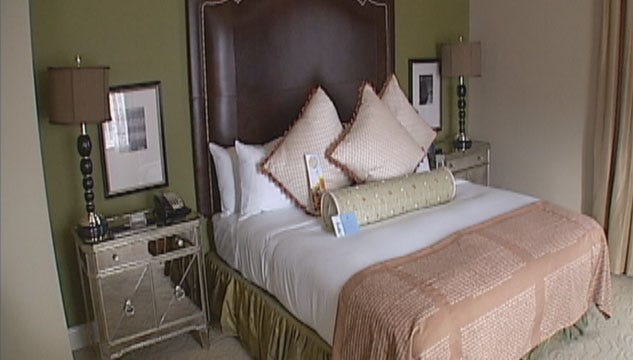 Winter Weather A Positive For Downtown Hotels