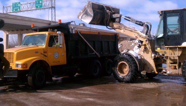 ODOT More Than Prepared For Winter Storm Round 2