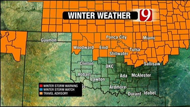 More Snow Possible, Frigid Temperatures Coming