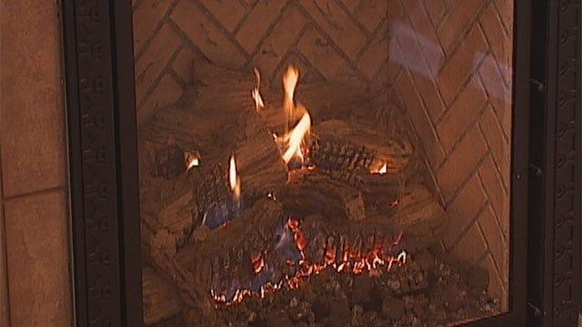 As Temperatures Fall, Fire Danger Rises
