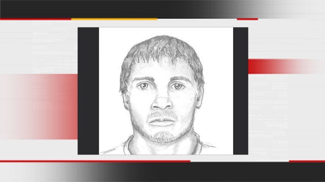 Norman Police Hope Sketch Will Help Catch Burglar