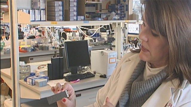 Oklahoma Researchers Make Lupus Breakthrough