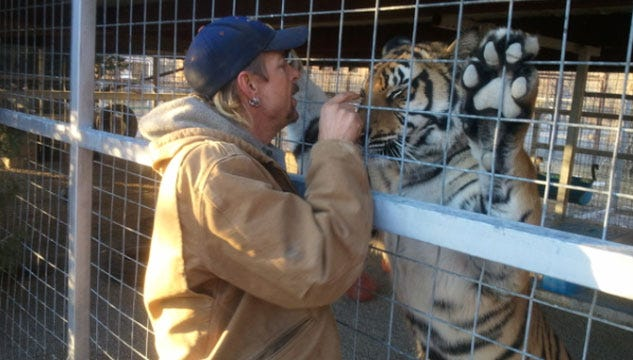PETA Allegedly Paid Man To 'Spy, Download Information' From Exotic Animal Park