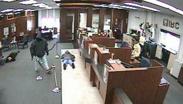 Police Searching For Oklahoma City IBC Bank Robber