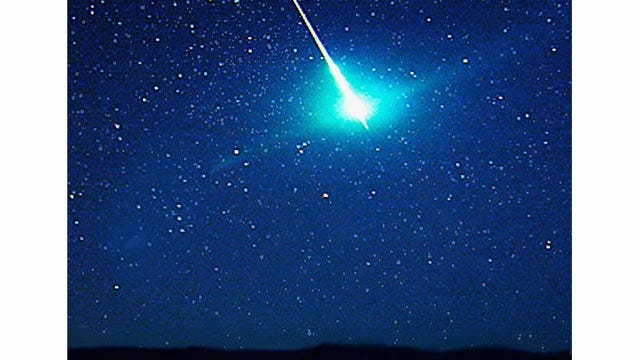 Meteor Reported In Eastern Oklahoma