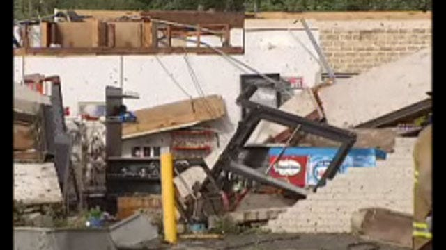 I-40 Road Project May Stall Rebuilding Of Stores Destroyed By May 10 Tornado