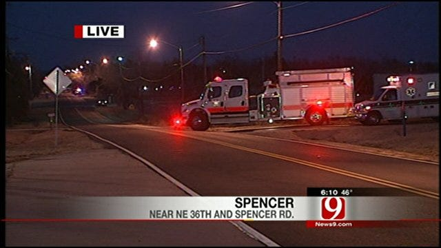 Suspect Surrenders After Standoff With OCSO Swat Team, Spencer Police