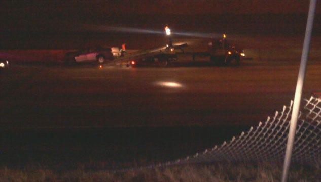 Alleged Drunk Driver Crashes Through Fence, Onto I-44 After Short Pursuit