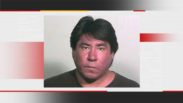 Authorities Looking For Man Accused Of Lewd Acts With A Minor