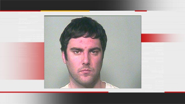 OKC Police: Intoxicated Man Breaks Into Law Enforcement Officer's Apartment