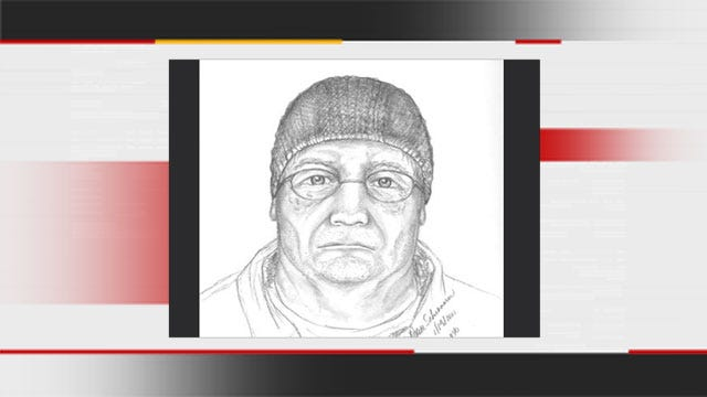Police Release Video, Sketch Of Serial Robber In Norman, OKC