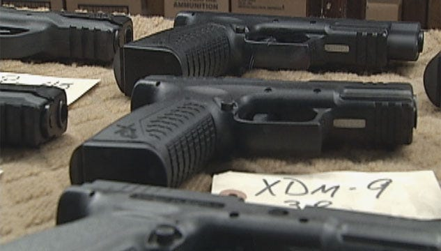 Legislators Hopeful About Open-Carry Laws Under New State Government